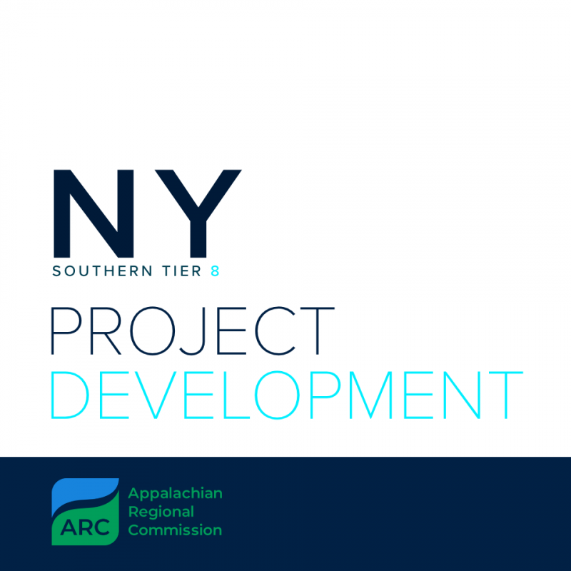 Project Development & Technical Assistance with Appalachian Regional Commission Investments